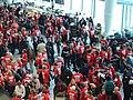 Anti Heathrow expansion protesters 1.JPG