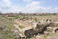 Antikle Kirche von Sebaste, bei Selcikler (Usak).JPG