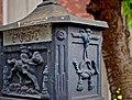 Antique mail box in Yamashita Yokohama.jpg