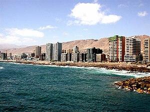 Antofagasta Region - Antofagasta.
