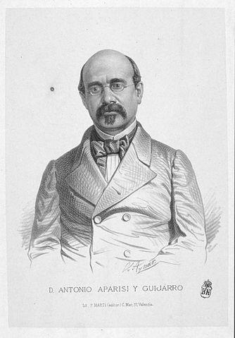 File:Antonio Aparisi y Guijarro, de Vicente Aznar.jpg