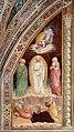 Antonio vite e collaboratore, arbor vitae, trasfigurazione e miracolo della madonna della neve, 1390-1400 ca. 03.jpg