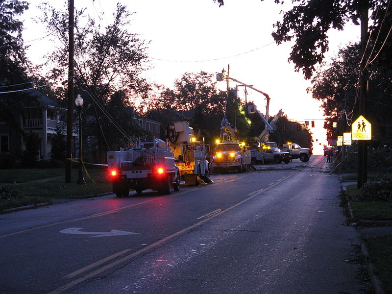 File:Appalachian Power crews Worthington, OH-1.jpg