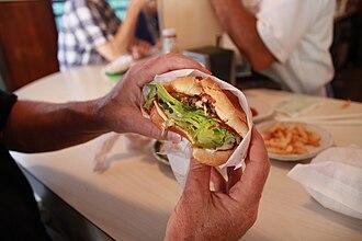 The Apple Pan - Hickory Burger