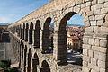 Aqueduc romain Ségovie détail Spain.jpg