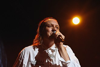 Arcade Fire - Arcade Fire performing at Festival BUE in Buenos Aires, Argentina