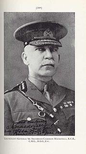 Archibald Cameron Macdonell