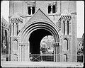 Archway of Norman tower Bury St Edmunds Suffolk England.jpg