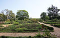 Arlington House - looking south at Flower Garden - 2011.jpg