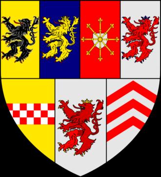 Duchy of Jülich - Image: Armoiries Guillaume de Clèves