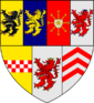 Coat of arms of Jülich-Cleves-Berg