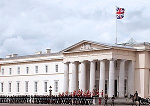Army Cadets on Parade at RMAS Sandhurst MOD 45157190.jpg