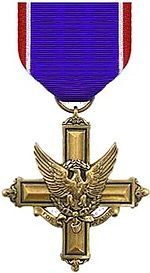 A jelenlegi Distinguished Service Cross