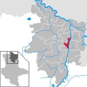 Arneburg - Image: Arneburg in SDL