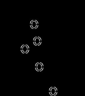 Dihydroartemisinin - Image: Artenimol