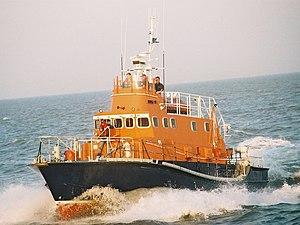 Arun-class lifeboat - Arun Class Lifeboat