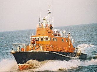 Arun-class lifeboat - Image: Arunspeed