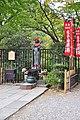 Asakusa - Senso-ji 59 - Chingodo Hall (15760319681).jpg