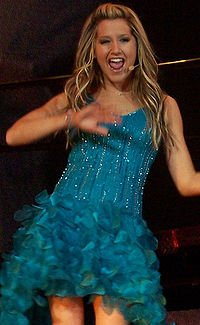 Ashley Tisdale Wikipedia La Enciclopedia Libre