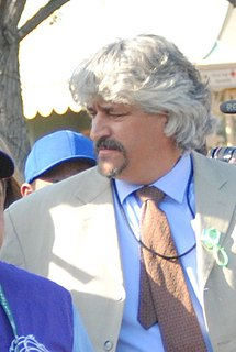 Steve Asmussen American Thoroughbred racehorse trainer