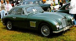 Aston Martin DB2 Coupé (1950–1953)
