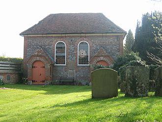 Aston Tirrold - Aston Tirrold United Reformed Church