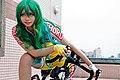 Asuka Seki as Yuusuke Makishima, Yowamushi Pedal 20160214g.jpg