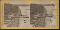 At foot of High Bridge, from Robert N. Dennis collection of stereoscopic views.png