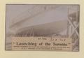 At the launching of the Toronto Set 2 Photo 2 (HS85-10-10081) original.tif
