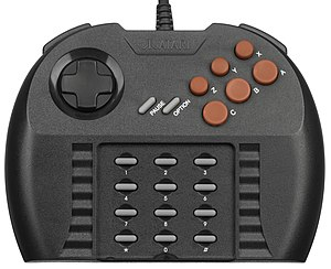 "Atari Jaguar - The redesigned controller, dubbed the ""ProController"", was released in response to criticism of the original controller."