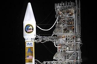 Payload fairing - Image: Atlas V (411) payload fairing
