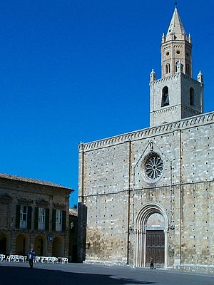 Atri, Abruzzo - Atri Cathedral