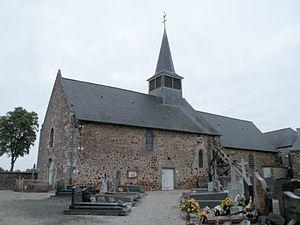 Aubigné, Ille-et-Vilaine - Église Notre-Dame d'Aubigné