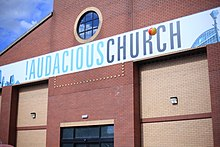 Audacious Church, Manchester Front of Building.jpg
