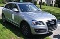 Audi Q5 Baie D'Urfé Public Security (Auto classique VAQ Baie-D'Urfé '13).JPG