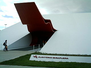 Ibirapuera Auditorium