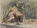 August von Pettenkofen - Zigeunerhütte.jpg