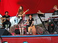 Aura Dione with band.JPG