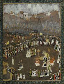 Aurangzeb's Deccan Policy