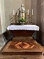 Autel Statue Curé Ars Église Notre-Dame Assomption Pont Veyle 2.jpg