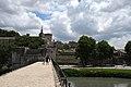 Avignon, Rhone et Pont Saint-Bénézet (1355) (27844939697).jpg