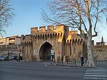 Рorte Saint-Roch - достопримечательности Авиньона, что посмотреть в Авиньоне, достопримечательности Прованса