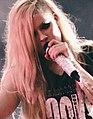 Avril Lavigne in Brasilia - 2014 - 2 (cropped) (cropped).jpg