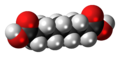 Azelaic acid 3D spacefill.png