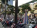 Bãi xe Trung tâm chiếu phim quốc gia, Hà Nội 002.JPG