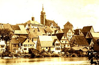 Böblingen - Böblingen before Second World War