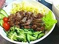 Bún thịt nướng bò in Xizhimen (20141226135500).JPG