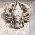 Büro- und Verwaltungsgebäude Von-Werth-Straße 14, Köln-Tierkreis-Reliefs von Willy Hoselmann-0787.jpg