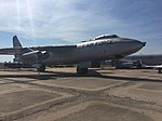 B-47 Stratojet Kansas Aviation Museum Front.jpg