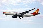 B-6133 - Hainan Airlines - Airbus A330-243 - PEK (15021474808).jpg